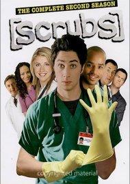 Scrubs: The Complete Second Season Movie