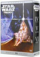 Star Wars Trilogy: 3 Disc Limited Edition (Widescreen)  Movie