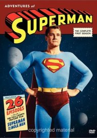 Adventures Of Superman, The: The Complete Seasons 1 - 6 Movie