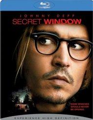 Secret Window Blu-ray