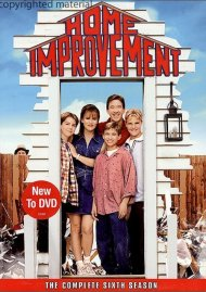 Home Improvement: The Complete Sixth Season Movie