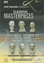 Kent Nagano Conducts Classical Masterpieces: Box Set Movie