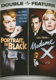 Portrait In Black / Madame X (Double Feature) Movie