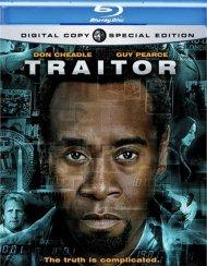 Traitor Blu-ray