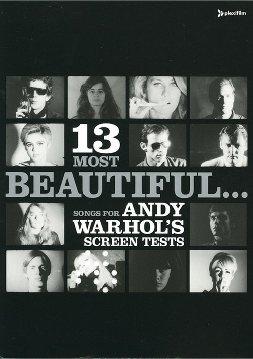13 Most Beautiful...: Songs For Andy Warhol Screen Tests Movie