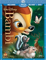 Bambi: Diamond Edition (Blu-ray Case) Blu-ray