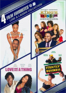 4 Film Favorites: Love & Laughs Collection Movie