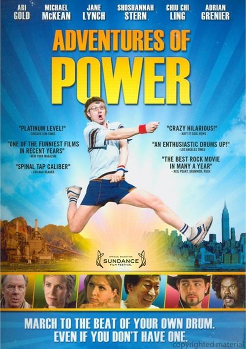 Adventures Of Power Movie