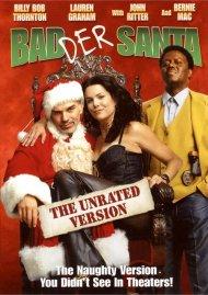 Badder Santa: Unrated Movie