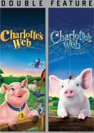 Charlottes Web (2006) / Charlottes Web (1973) - Double Feature Movie