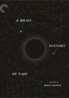 Brief History Of Time, A: The Criterion Collection Movie