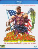 Toxic Avenger, The Blu-ray