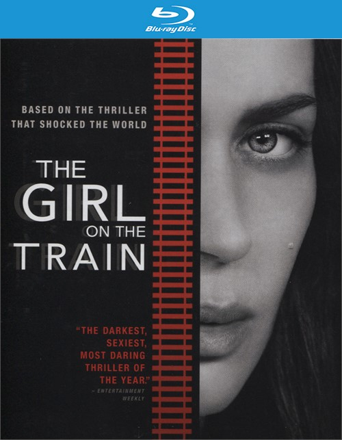 Girl On The Train, The (4K Ultra HD + Blu-ray + UltraViolet) Blu-ray