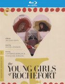 Young Girls of Rochefort, The: The Criterion Collection Blu-ray