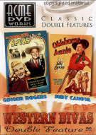 Western Divas Double Feature: The Groom Wore Spurs / Oklahoma Annie Movie