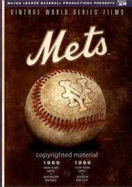 Vintage World Series Films: New York Mets Movie