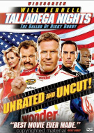 Talladega Nights: The Ballad Of Ricky Bobby - Unrated (Widescreen) Movie