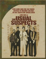 Usual Suspects, The Blu-ray