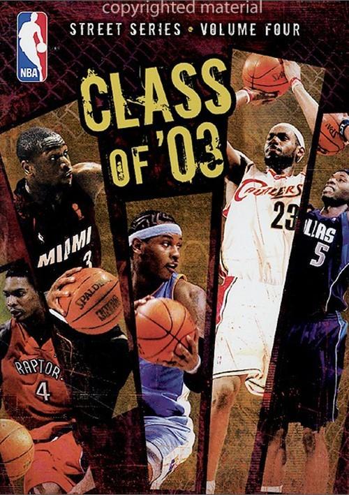 NBA Street Series Volume 4: Class Of 03 Movie