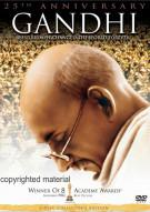 Gandhi: 25th Anniversary Collectors Edition Movie