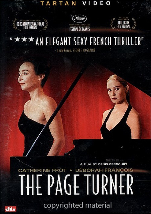 Page Turner, The Movie