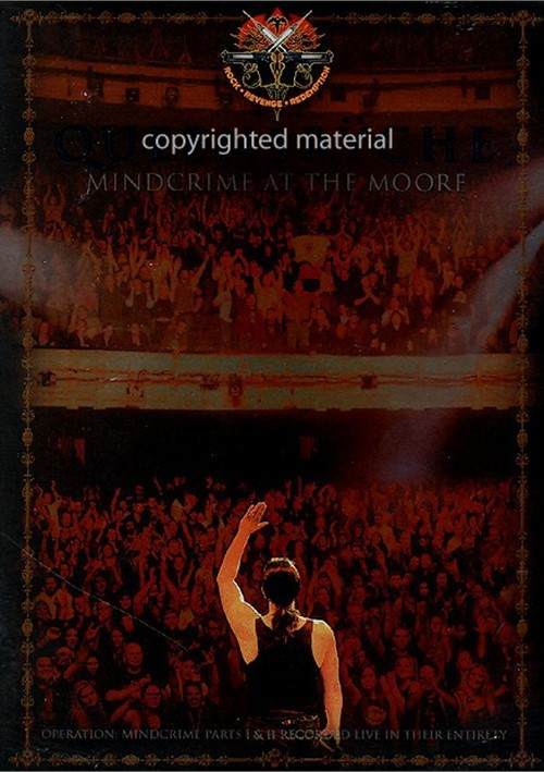Queensryche: Mindcrime At The Moore Movie