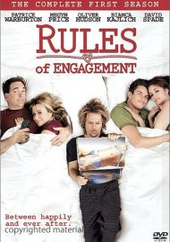 Rules Of Engagement: The Complete First Season Movie
