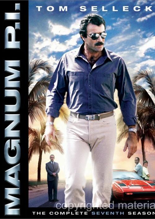 Magnum P.I.: The Complete Seventh Season Movie