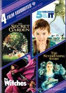 4 Film Favorites: Childrens Fantasy Movie
