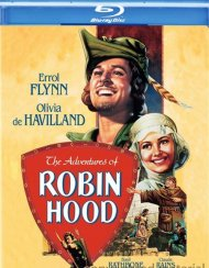 Adventures Of Robin Hood, The Blu-ray