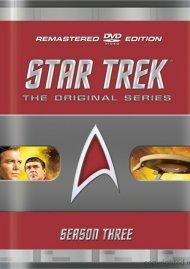 Star Trek: The Original Series - The Complete Third Season (Remastered) Movie