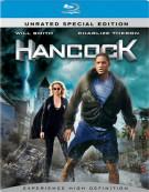 Hancock: Unrated Blu-ray