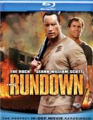 Rundown, The Blu-ray