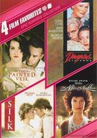 4 Film Favorites: Epic Romance Collection Movie