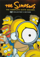 Simpsons, The: The Complete Sixth Season Movie