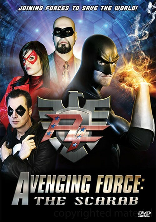 Avenging : The Scarab Movie