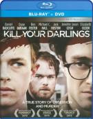 Kill Your Darlings (Blu-ray + DVD Combo) Blu-ray