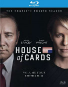 House of Cards: The Complete Fourth Season (Blu-ray + UltraViolet) Blu-ray