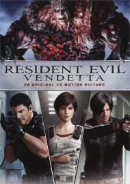 Resident Evil: Vendetta Movie