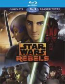 Star Wars Rebels: The Complete Season Three Blu-ray