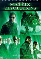 Matrix Revolutions, The (Fullscreen) Movie