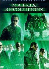Matrix Revolutions, The (Fullscreen) Movie