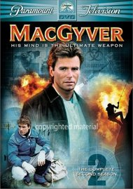 MacGyver: The Complete Second Season Movie