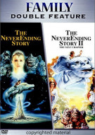 Family Double Feature: The NeverEnding Story / The NeverEnding Story II Movie