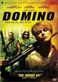 Domino (Fullscreen) Movie