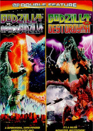 Godzilla vs. Space Godzilla /Godzilla vs Destoroyah Movie