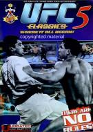 UFC Classics: Volume 5 Movie