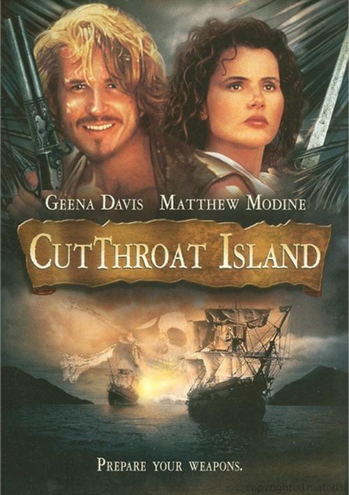 Cutthroat Island Movie