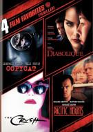 4 Film Favorites: Thrillers Movie