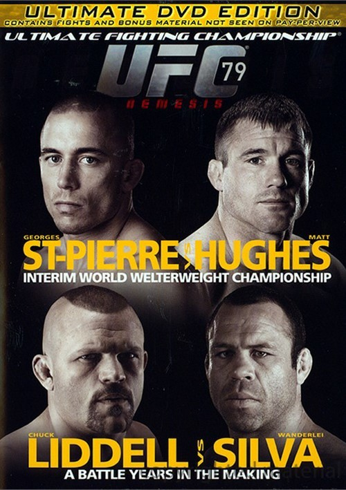 UFC 79: Nemesis Movie